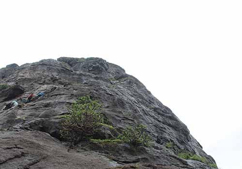 Trekking Kalavantin Durg Fort Maharashtra Adventure Travel The Great Next