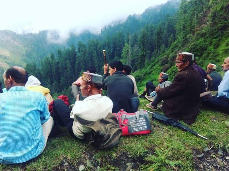 Trekking Thachi Valley Himachal Pradesh Adventure Travel The Great Next