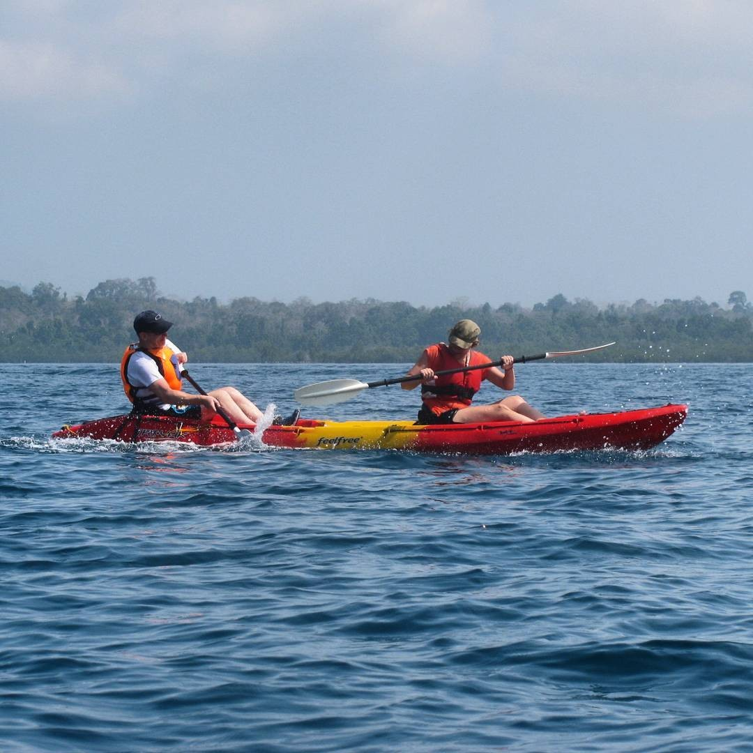 Kayaking Snorkelling Andaman Havelock The Great Next Adventure Travel