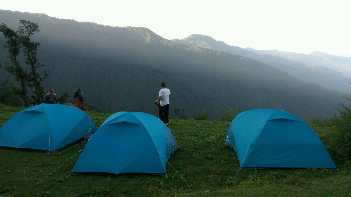 Nagtibba Dehradun Uttarkhand Trekking The Great Next