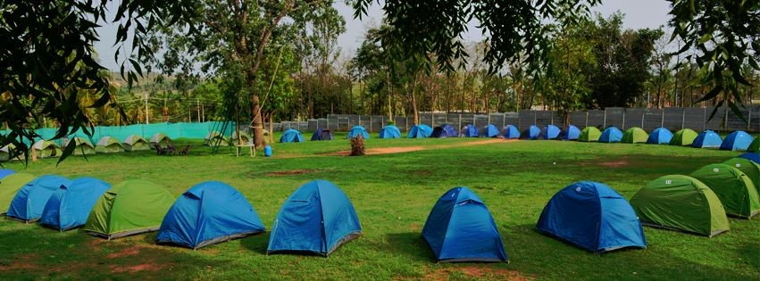Adventure Activities Camping Bangalore Karnataka The Great Next Adventure Travel