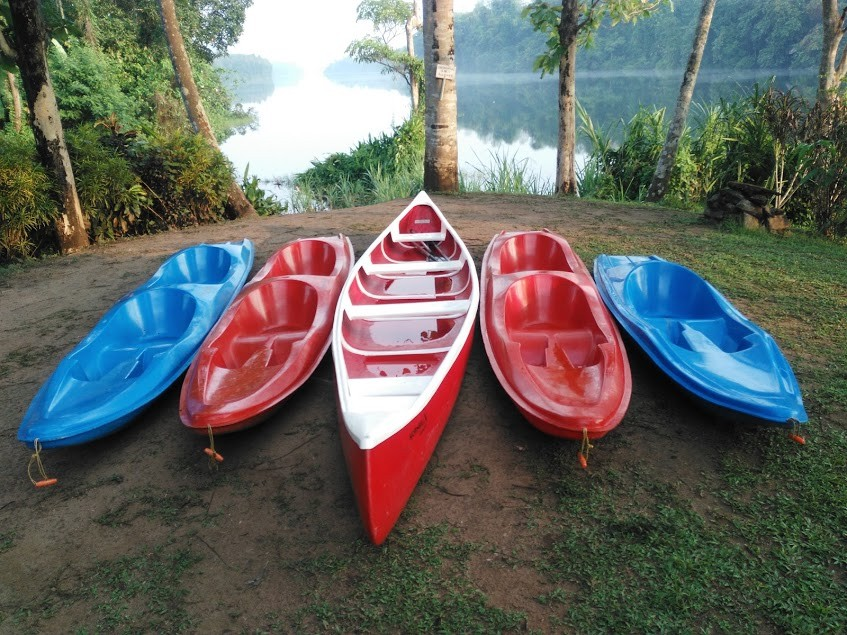 Camping Kayaking Kochi Kerala Adventure Travel The Great Next