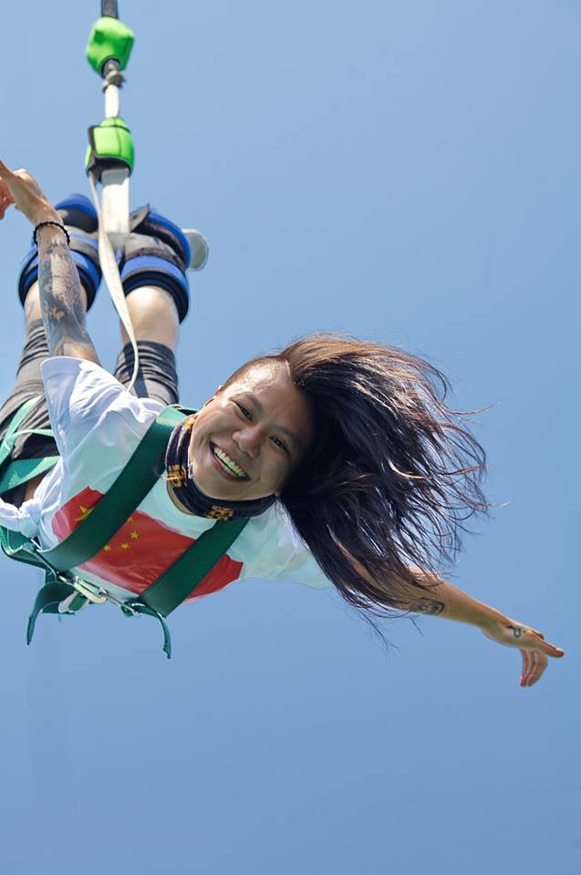 Bungee Jumping Pattaya Thailand Adventure Travel The Great Next
