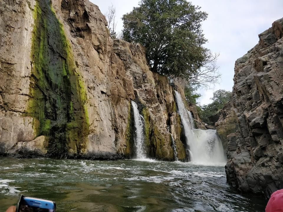 Trekking Hogenakkal Waterfall Karnataka Bangalore Adventure Travel The Great Next