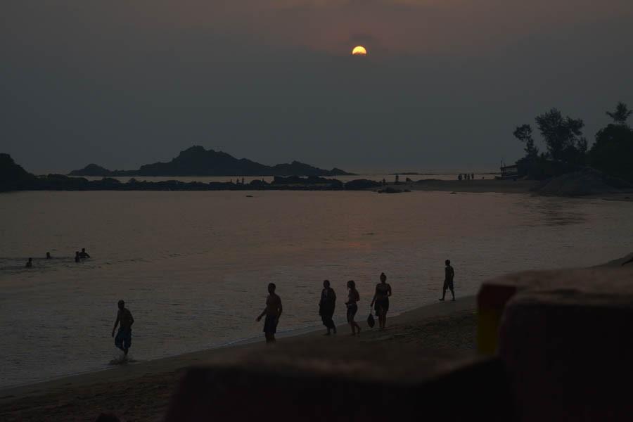 Trekking Camping New Year 2019 Gokarna Karnataka Adventure Travel The Great Next
