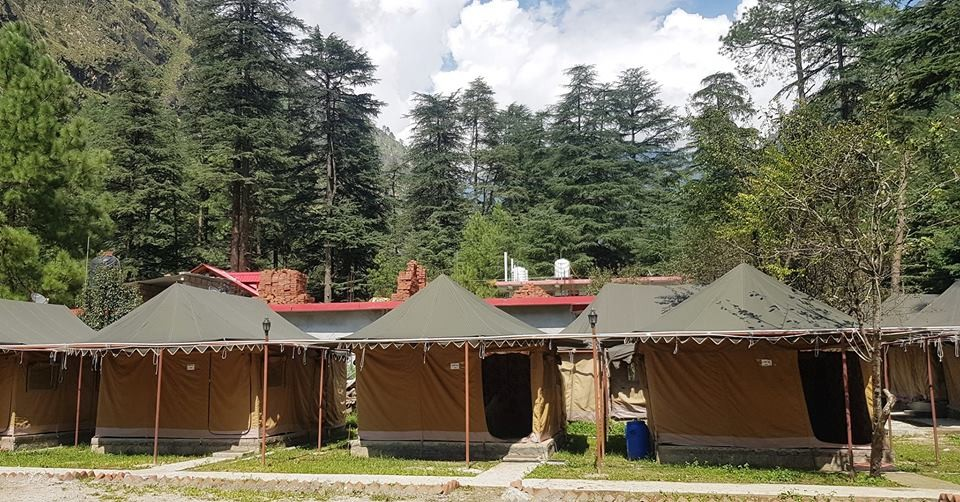 Kasol Camping Himachal Pradesh Adventure Travel The Great Next