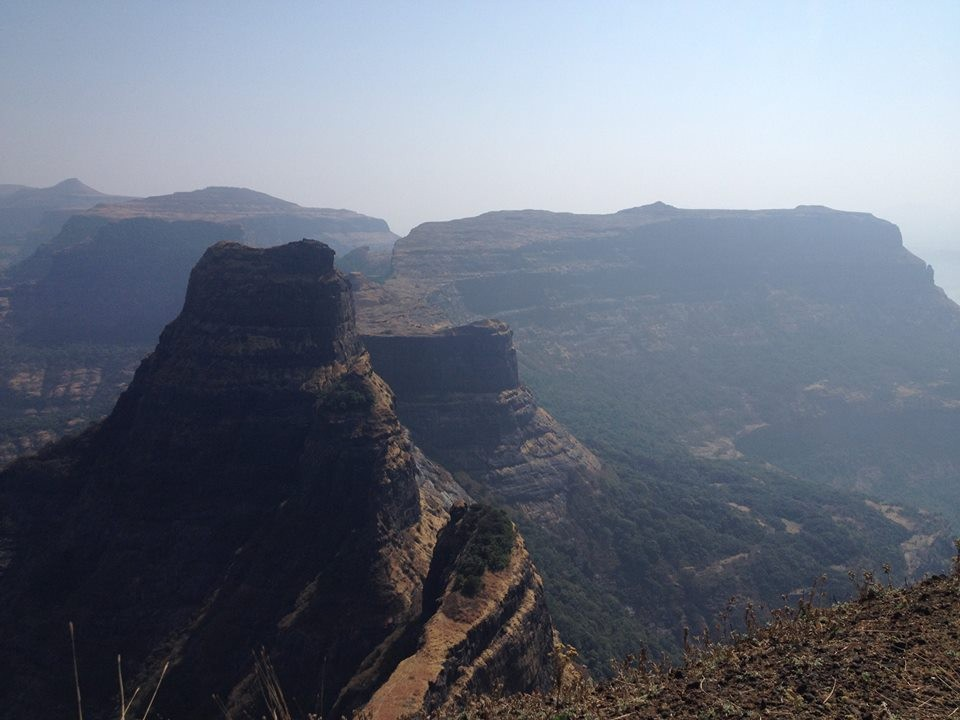 Trekking Alang Madan Kulang Mumbai Maharashtra Adventure Travel The Great Next