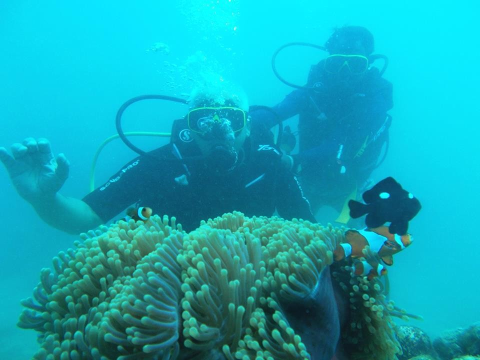 Scuba Diving Havelock India Open Water Diver SSI Adventure Travel The Great Next