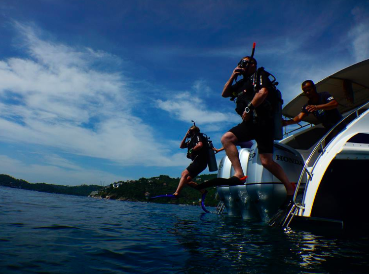 PADI Open Water Diver Course Koh Tao Thailand Bangkok Scuba Diving Water Sports Adventure Travel