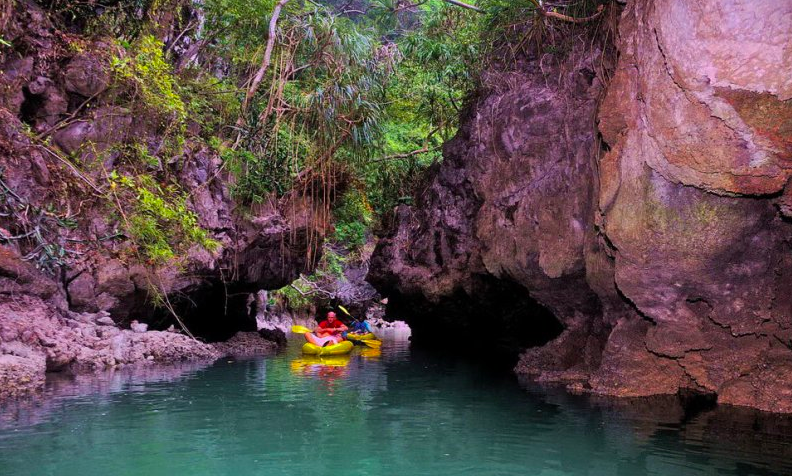 Kayaking in Phuket Thailand Phang Nga Bay Adventure Travel Destinations