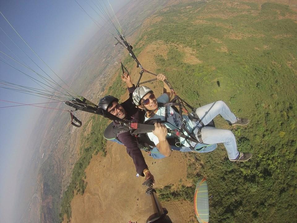 Kamshet Paragliding Adventure Maharashtra Mumbai Pune Lonavla The Great Next