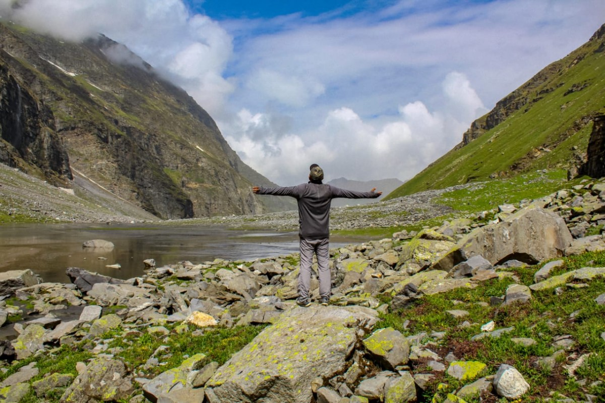 Hampta Pass Chandratal Lake Himachal Pradesh Manali Adventure Travel The Great Next