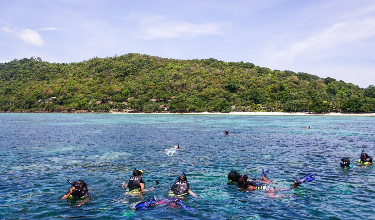 Phuket Thailand Budget Package Phi Phi Snorkelling The Great Next