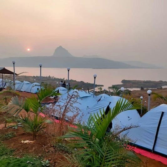 Camping Pawna Lonavala Maharashtra Adventure Travel The Great Next
