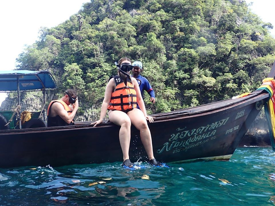 Bioluminescence Night Snorkeling Phi Phi Islands Thailand Adventure The Great Next