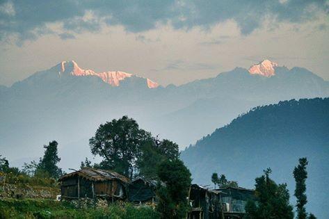 Chopta Camping Uttarakhand Himalayas Rappelling Rock Climbing Tent Adventure The Great Next