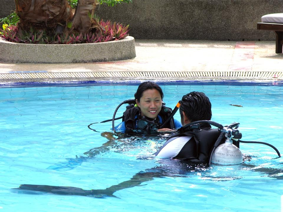 Scuba Course Bali PADI Scuba Diver The Great Next