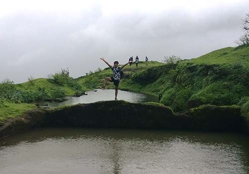 Trekking Visapur Fort Maharashtra Adventure Travel The Great Next