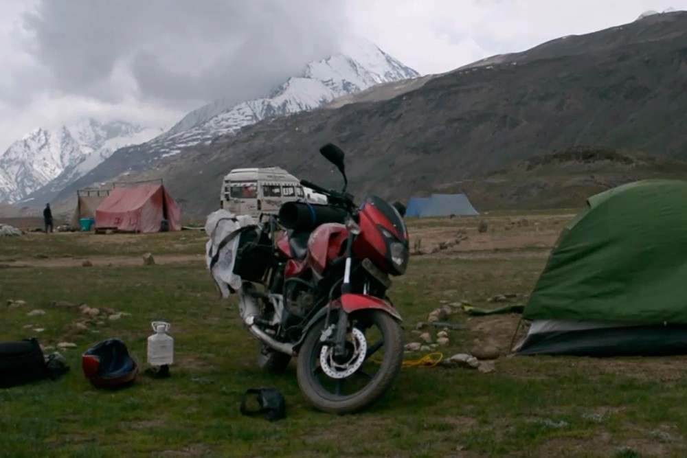 Motorbiking Spiti Valley Himachal Pradesh Adventure Travel The Great Next