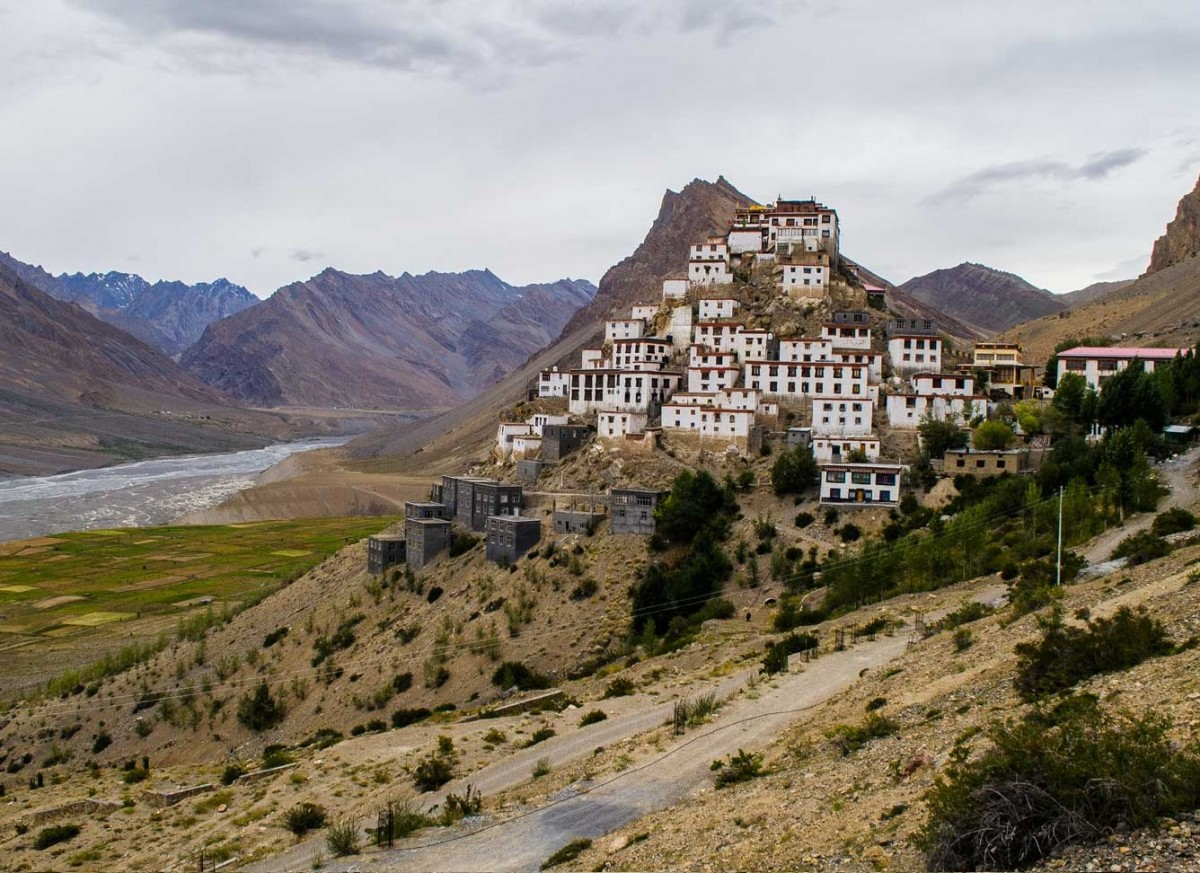 Spiti Valley Trek Himachal Pradesh Adventure Travel The Great Next