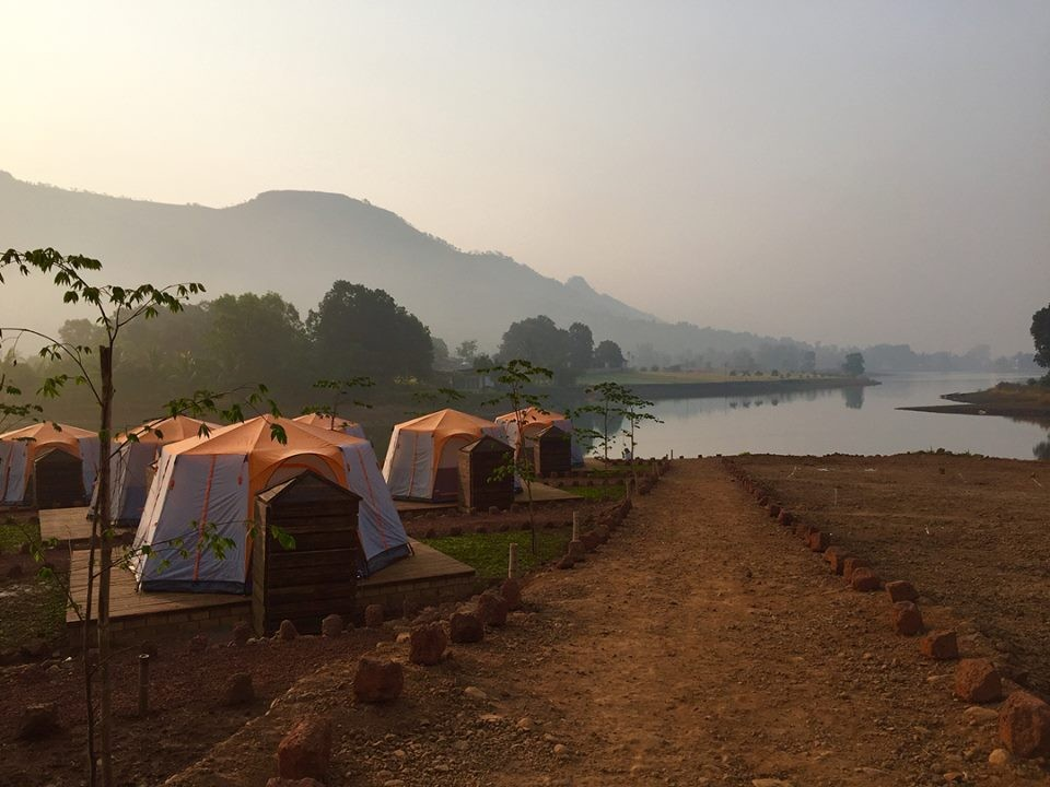 Kalote Lakeside Camping Khopoli Maharashtra Mumbai Pune The Great Next Adventure Travel