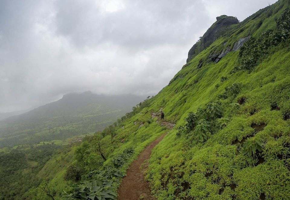 Trekking Sondai Fort Maharashtra Adventure Travel The Great Next