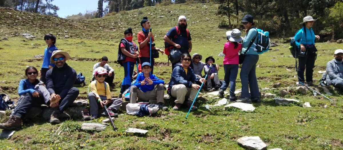 Trekking Dayara Bugyal Uttarakhand Adventure Travel The Great Next