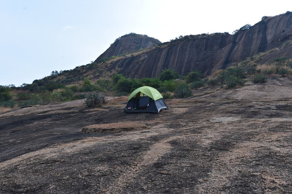 Camping New Year 2019 Ramanagara Karnataka Bangalore Adventure Travel The Great Next