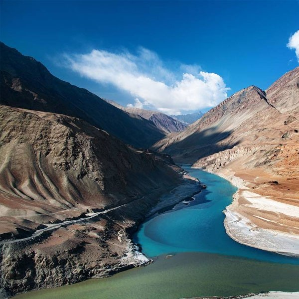 Trekking Rafting Road Trip Ladakh Adventure Travel The Great Next