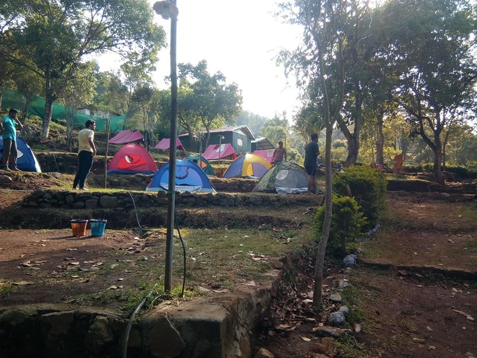 Camping Tent Kotagiri Nilgiri Hills Kallar Valley Kurunji Peak Tamil Nadu Adventure Travel The Great Next
