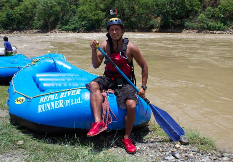 Trishuli River Rafting Camping Kathmandu Nepal Himalayas Travel Destinations Adventure Water Sports The Great Next