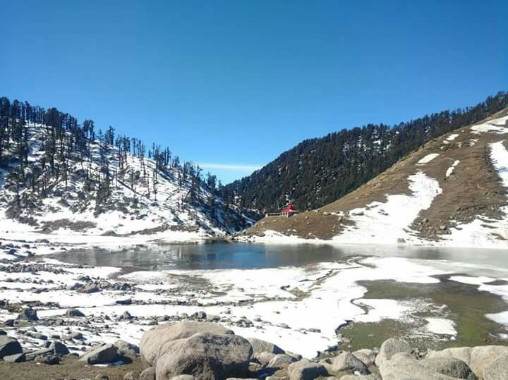 Kareri Lake Trek Mcleodganj Adventure Travel The Great Next