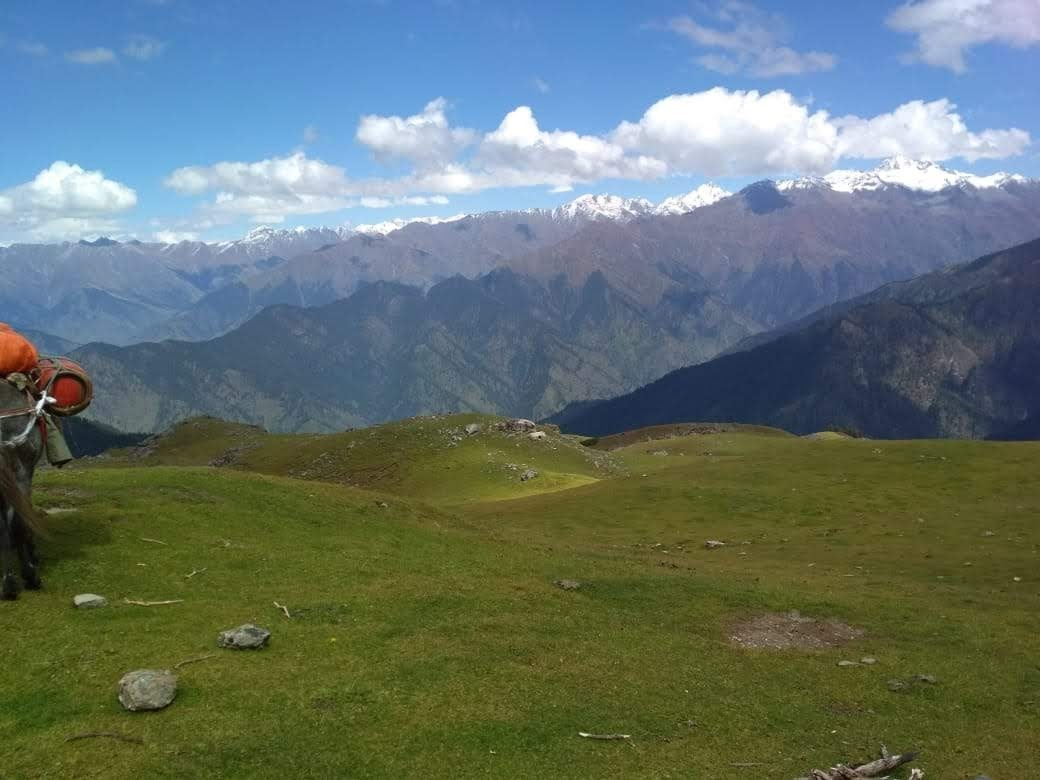 Pushtara Meadows Phulara Ridge Trek Uttarakhand Himachal Adventure Travel The Great Next
