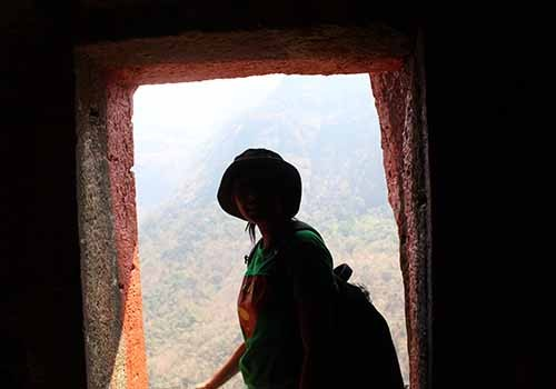 Trekking Gorakhgad Fort Maharashtra Adventure Travel The Great Next