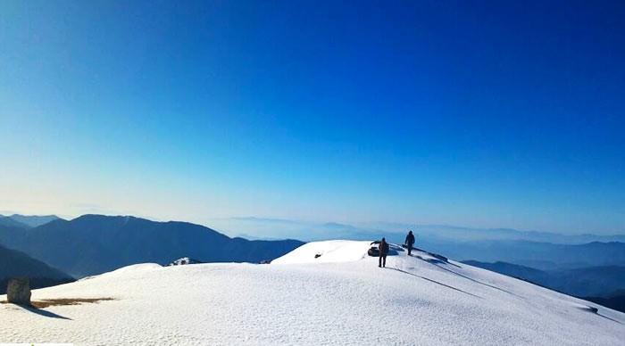 Trekking Brahmatal Uttarakhand Adventure Travel The Great Next