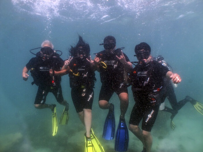 Scuba Diving PADI Scuba Diver Pattaya Thailand Adventure The Great Next
