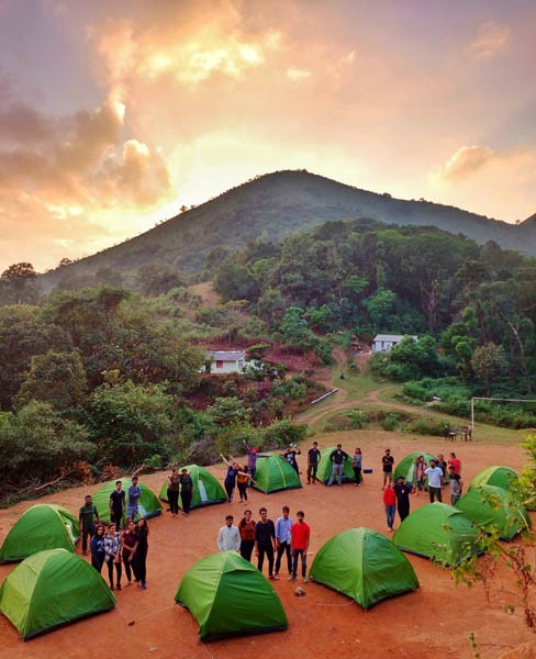 Coorg Kabbe Hills Backwaters Coffee Plantations Karnataka Camping The Great Next
