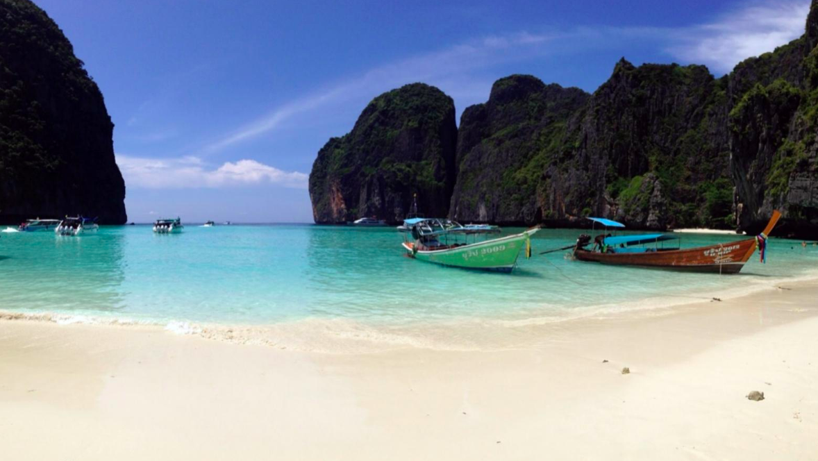Phi Phi Islands Snorkeling Phuket Thailand Water Sports International Travel Destinations Adventure.