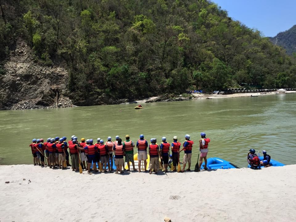 Rishikesh Rafting Uttarakhand Byasghat Devprayag The Great Next