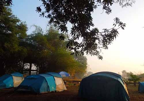 Bhatsa River Camping New Year 2019 Adventure Travel The Great Next