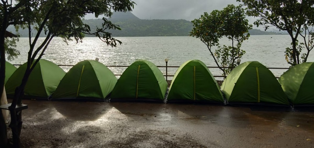 New Year 2019 Camping Pawna Lake Adventure Travel The Great Next