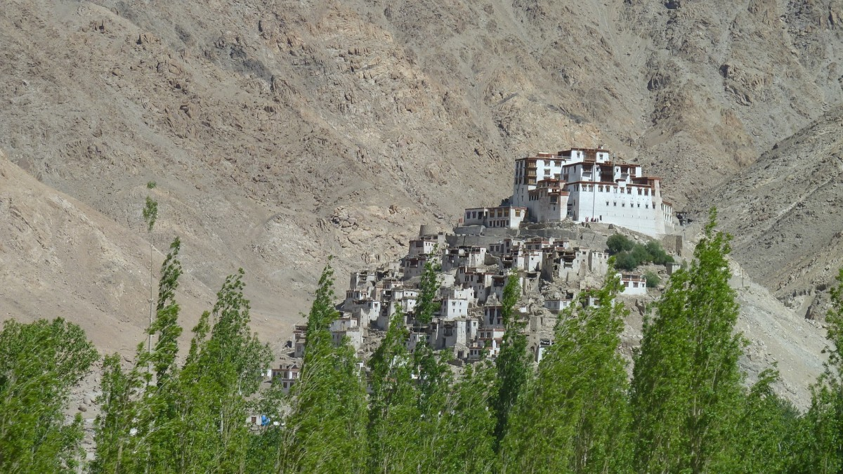 Motorbiking Ladakh Jammu Kashmir Adventure Travel The Great Next