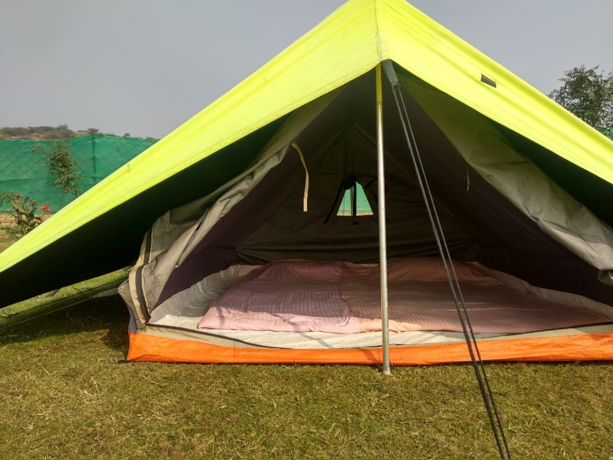 Camping New Year 2019 Delhi Dhauj Adventure Travel The Great Next