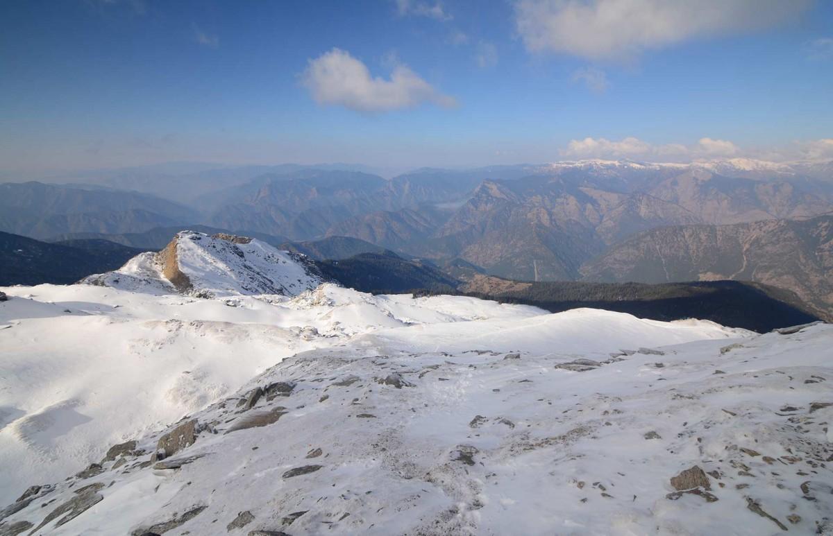Trekking Kedarkantha Uttarakhand Adventure Travel The Great Next