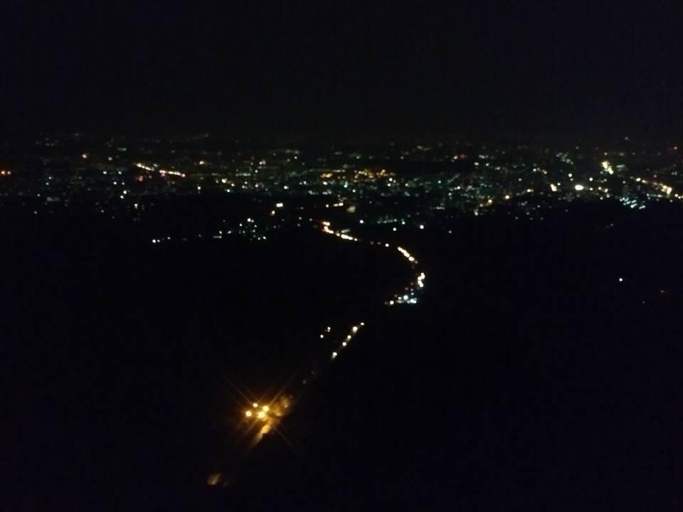 Katraj to Sinhagad Night Trek Maharashtra Pune Sahyadris Trekking Adventure Activity Nature