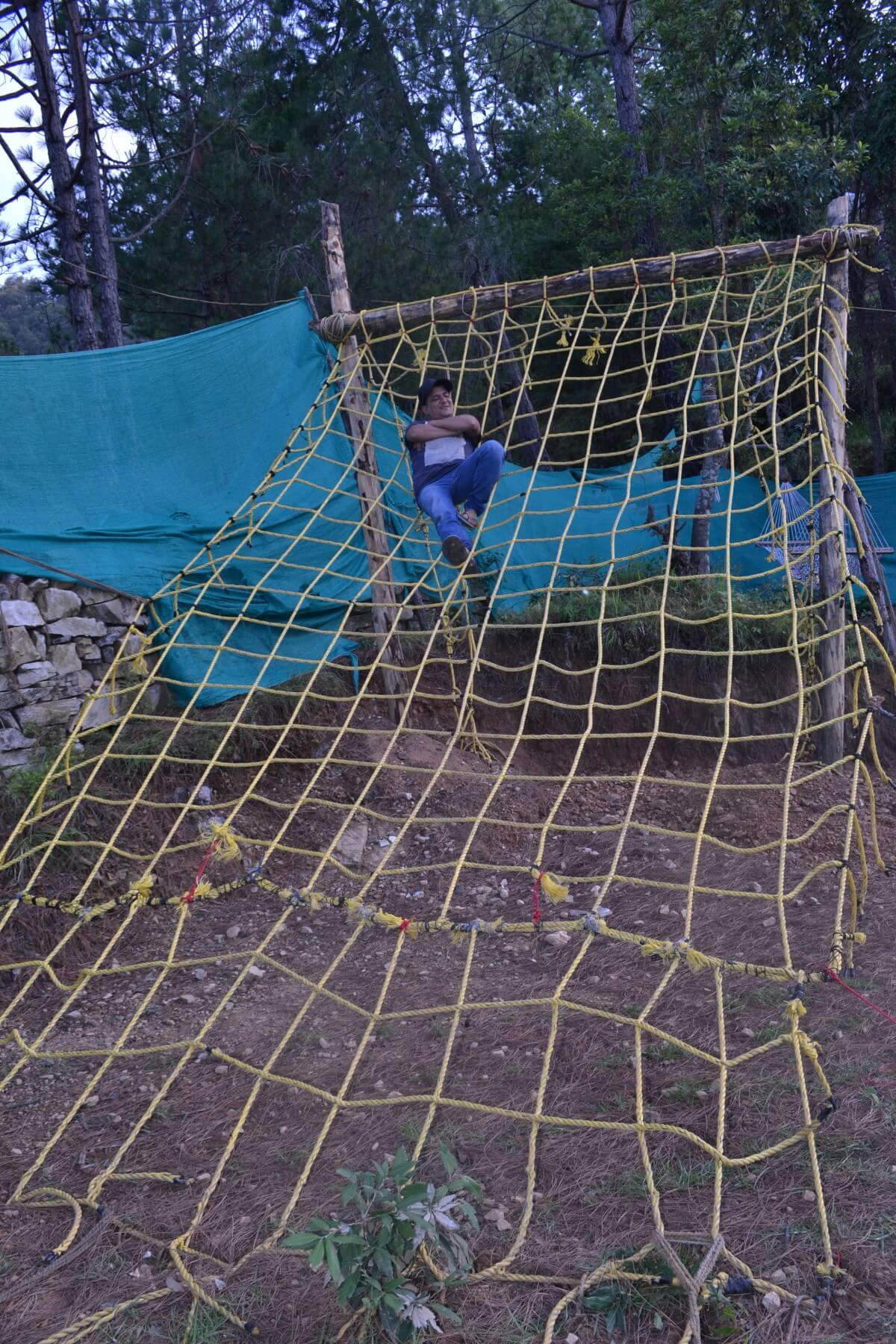 Camping Nainital Mukteshwar Uttarakhand Adventure Travel The Great Next