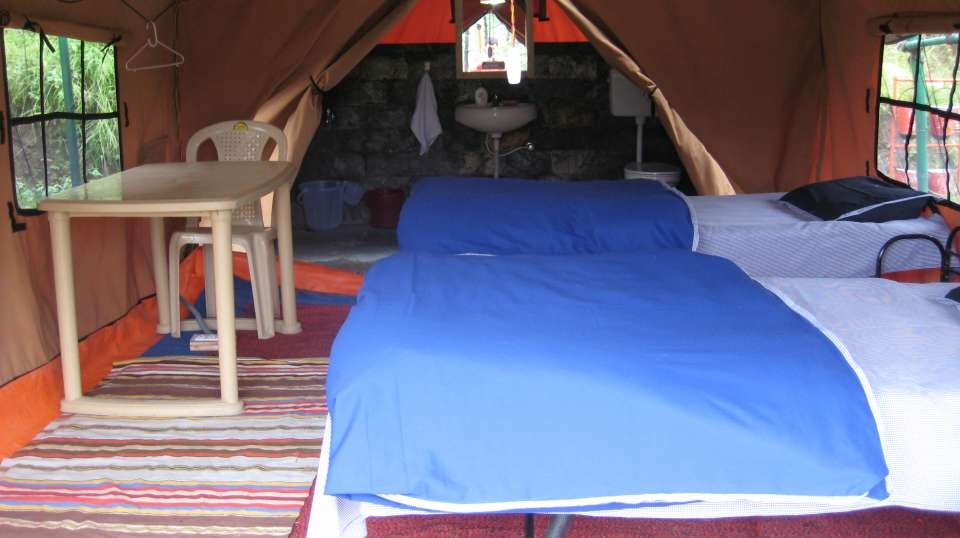 New Year Camping Junga Himachal Pradesh Himalayas Adventure The Great Next