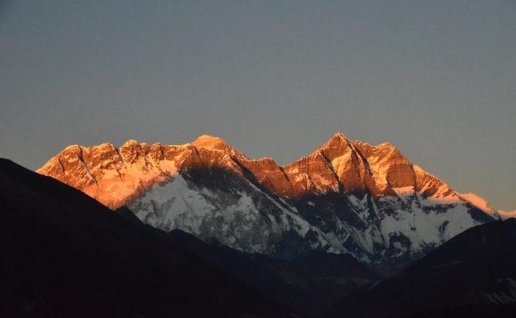 Trekking Everest Base Camp Nepal Himalaya Adventure Travel The Great Next