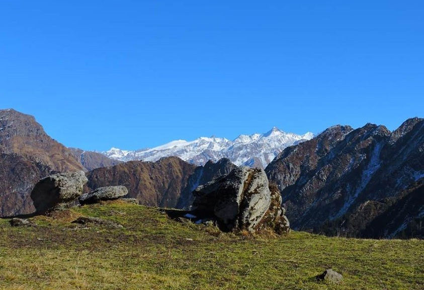 Trekking Shumga Thatch Himachal Pradesh Adventure Travel The Great Next