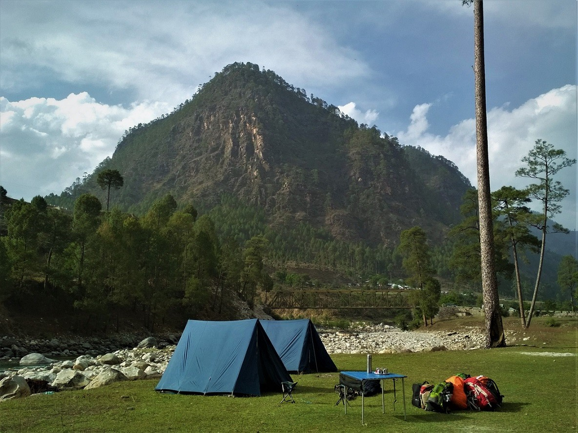 Trekking Kedarkantha Uttarakhand Adventure Travel The Great Next